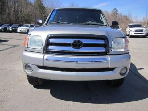 2004 Toyota Tundra for sale at Atlanta Luxury Motors Inc. in Buford GA