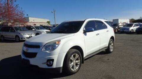 2010 Chevrolet Equinox for sale at Merrimack Motors in Lawrence MA