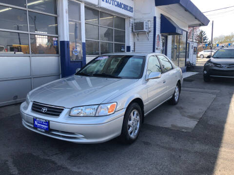 2001 Toyota Camry for sale at Jack E. Stewart's Northwest Auto Sales, Inc. in Chicago IL