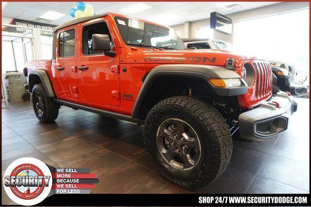 2021 Jeep Gladiator for sale in Amityville, NY