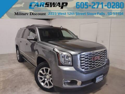 2020 GMC Yukon XL for sale at CarSwap in Sioux Falls SD