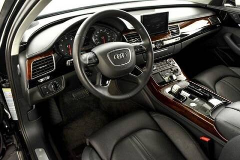 2014 Audi A8 L for sale at CU Carfinders in Norcross GA