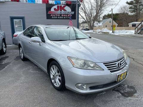2010 Lexus ES 350 for sale at JK & Sons Auto Sales in Westport MA