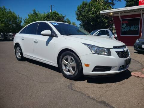 2014 Chevrolet Cruze for sale at Universal Auto Sales in Salem OR