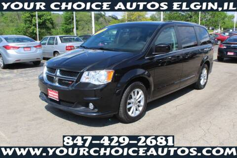 2018 Dodge Grand Caravan for sale at Your Choice Autos - Elgin in Elgin IL