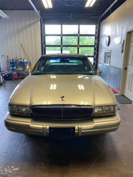 1996 Buick Park Avenue for sale at MJ'S Sales in Foristell MO