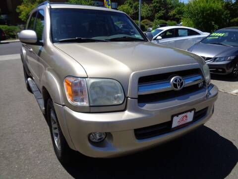 2005 Toyota Sequoia for sale at NorCal Auto Mart in Vacaville CA