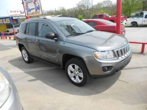 2012 Jeep Compass for sale at CARDEPOT in Fort Worth TX