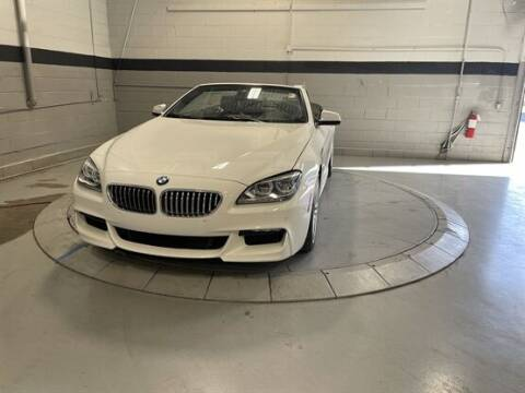 2013 BMW 6 Series for sale at Luxury Car Outlet in West Chicago IL