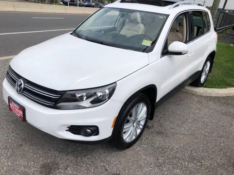 2012 Volkswagen Tiguan for sale at STATE AUTO SALES in Lodi NJ
