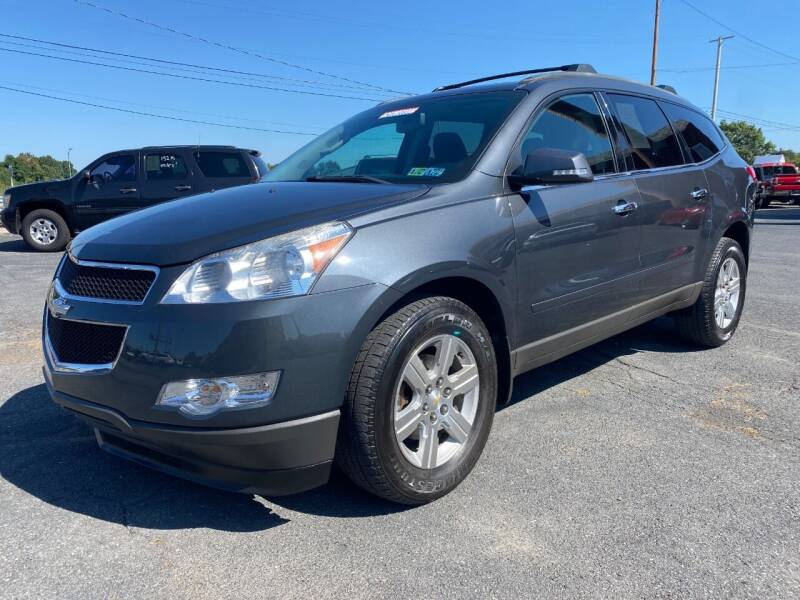 2011 Chevrolet Traverse for sale at Clear Choice Auto Sales in Mechanicsburg PA
