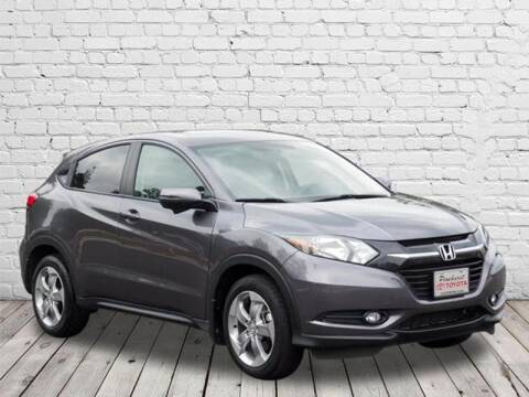 2017 Honda HR-V for sale at PHIL SMITH AUTOMOTIVE GROUP - Manager's Specials in Lighthouse Point FL