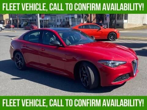 2018 Alfa Romeo Giulia for sale at Bob Weaver Auto in Pottsville PA