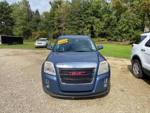 2011 GMC Terrain for sale at Hillside Motor Sales in Coldwater MI