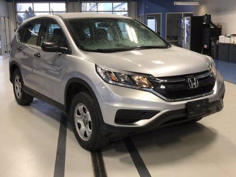 2015 Honda CR-V for sale at Simply Better Auto in Troy NY