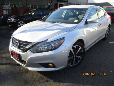 2017 Nissan Altima for sale at Newark Auto Sports Co. in Newark NJ
