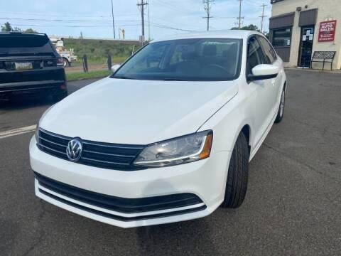2017 Volkswagen Jetta for sale at Luxury Unlimited Auto Sales Inc. in Trevose PA