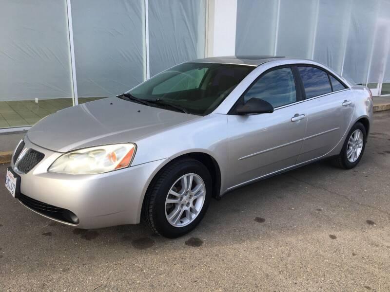 2005 Pontiac G6 for sale at Safi Auto in Sacramento CA