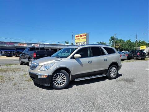 2010 Buick Enclave for sale at TOMI AUTOS, LLC in Panama City FL