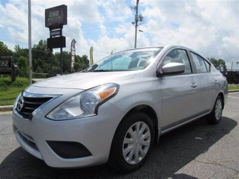 2019 Nissan Versa for sale at J T Auto Group in Sanford NC
