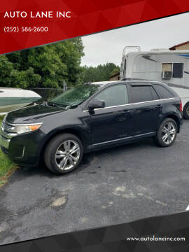 2011 Ford Edge for sale at AUTO LANE INC in Henrico NC