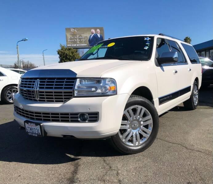 2012 Lincoln Navigator L for sale at LUGO AUTO GROUP in Sacramento CA