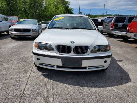 2005 BMW 3 Series for sale at DISCOUNT AUTO SALES in Johnson City TN