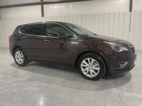2020 Buick Envision for sale at Hatcher's Auto Sales, LLC in Campbellsville KY