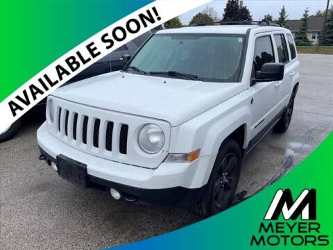 2012 Jeep Patriot for sale at Meyer Motors in Plymouth WI
