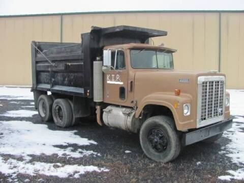 1979 International Dump Truck for sale at Haggle Me Classics in Hobart IN