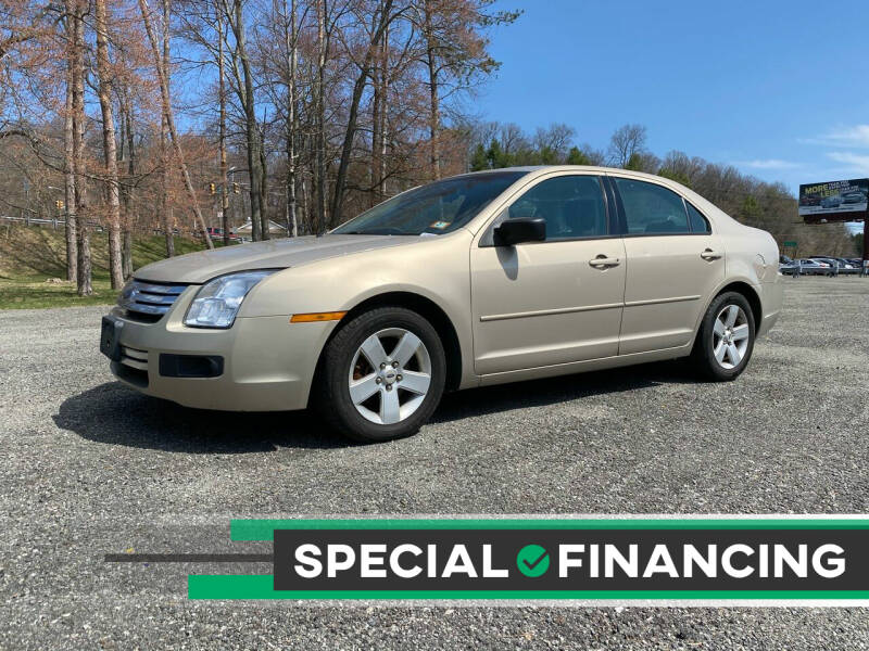 2008 Ford Fusion for sale at QUALITY AUTOS in Newfoundland NJ
