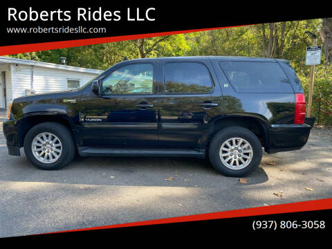 2009 GMC Yukon for sale at Roberts Rides LLC in Franklin OH