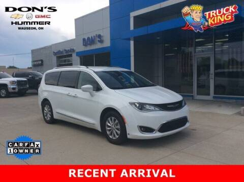 2019 Chrysler Pacifica for sale at DON'S CHEVY, BUICK-GMC & CADILLAC in Wauseon OH