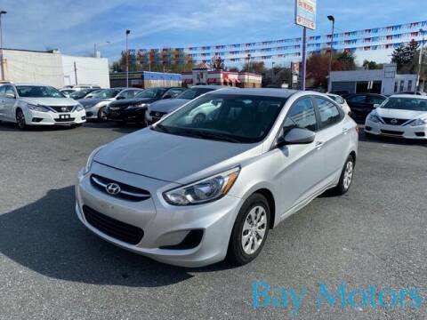 2015 Hyundai Accent for sale at Bay Motors Inc in Baltimore MD
