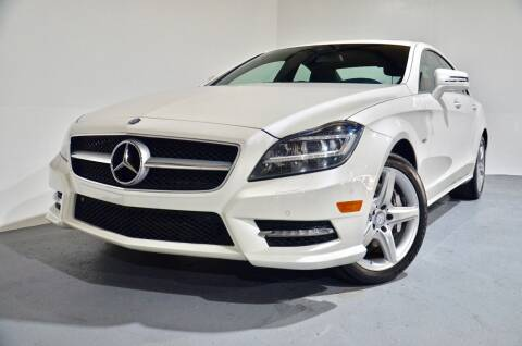 2012 Mercedes-Benz CLS for sale at Carxoom in Marietta GA