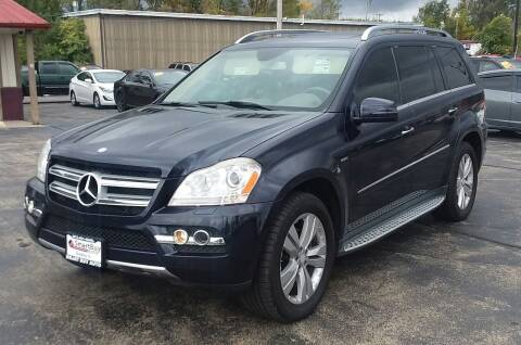 2011 Mercedes-Benz GL-Class for sale at Smart Buy Auto in Bradley IL