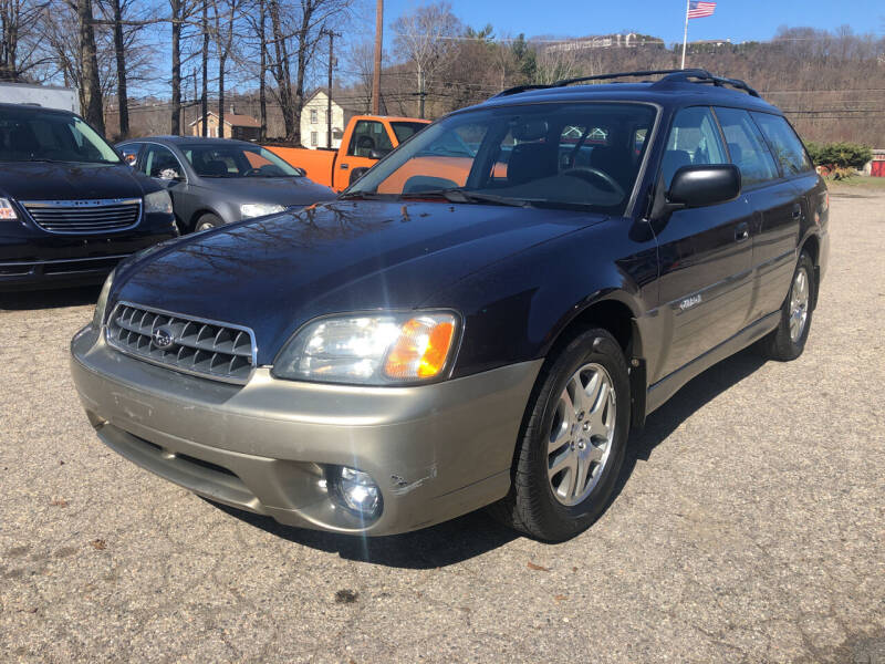 2004 Subaru Outback for sale at Used Cars 4 You in Serving NY