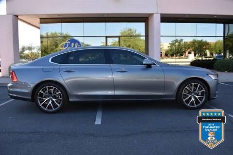 2018 Volvo S90 for sale at GOLDIES MOTORS in Phoenix AZ