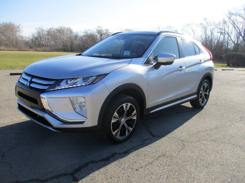 2018 Mitsubishi Eclipse Cross for sale at Triangle Auto Sales in Elgin IL