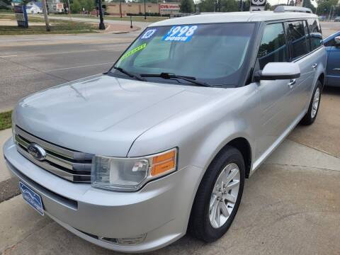 2010 Ford Flex for sale at Liberty Car Company in Waterloo IA