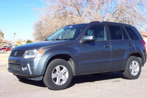 2006 Suzuki Grand Vitara for sale at Park N Sell Express in Las Cruces NM