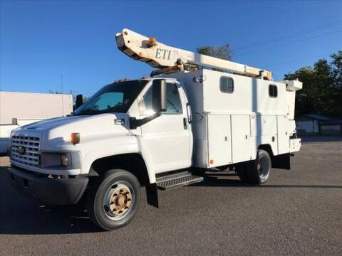 2007 Chevrolet C4500 for sale at P & R Auto Sales in Pocatello ID