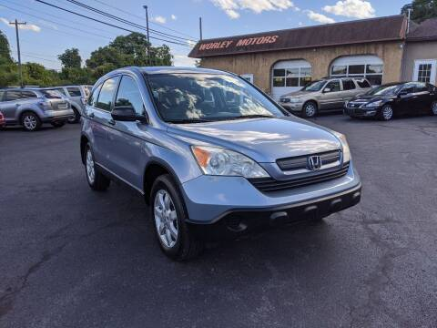 2007 Honda CR-V for sale at Worley Motors in Enola PA