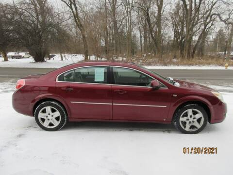 2008 Saturn Aura for sale at Settle Auto Sales TAYLOR ST. in Fort Wayne IN