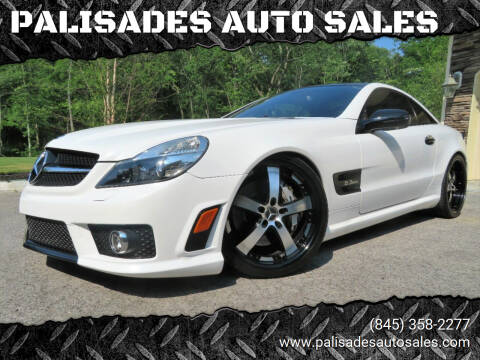 2011 Mercedes-Benz SL-Class for sale at PALISADES AUTO SALES in Nyack NY