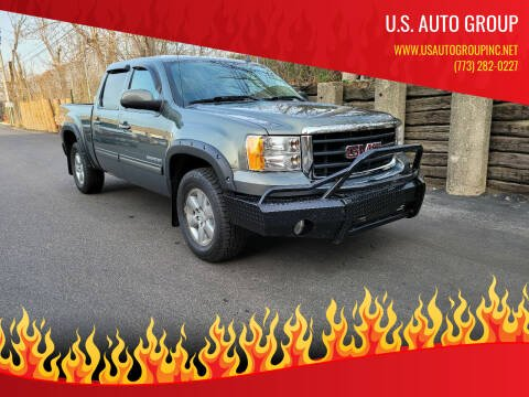 2011 GMC Sierra 1500 for sale at U.S. Auto Group in Chicago IL