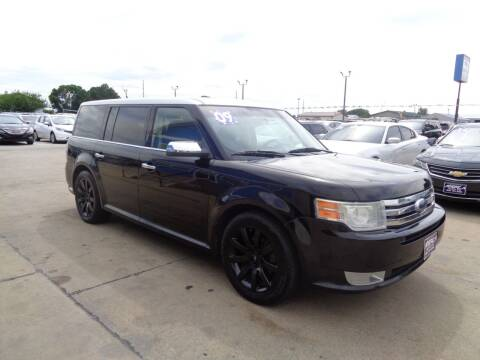 2009 Ford Flex for sale at America Auto Inc in South Sioux City NE