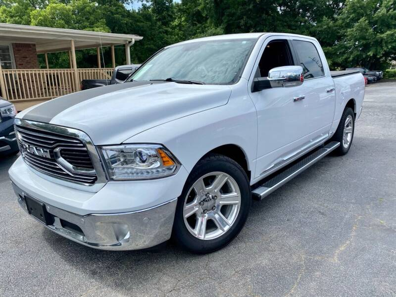 2016 RAM Ram Pickup 1500 for sale at Lux Auto in Lawrenceville GA