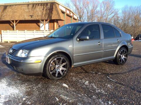 2004 Volkswagen Jetta for sale at MOTORS N MORE in Brainerd MN