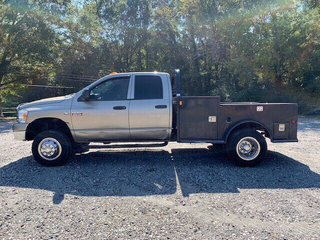 2008 Dodge Ram Pickup 3500 for sale at Mater's Motors in Stanley NC